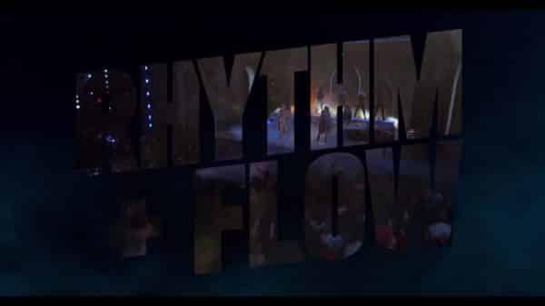 Title Card - Rhythm + Flow
