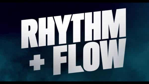 Title Card - Rhythm + Flow Season 1, Episode 1 Los Angeles Auditions [Series Premiere]