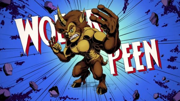 Wolver Peen Big Mouth Season 3 Episode 11 Super Mouth Season Finale