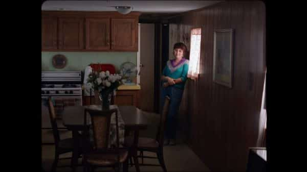Marcella (Seidy Lopez) in her family's home.