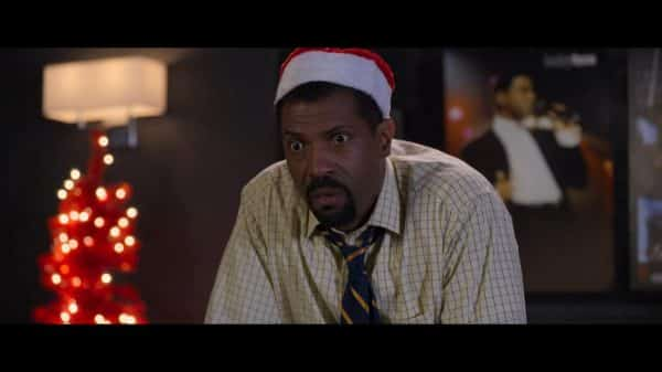 Marshall (Deon Cole) realizing where he messed up.