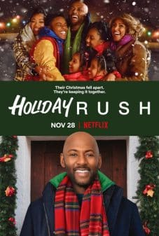 Promotional Poster - Holiday Rush (2019)