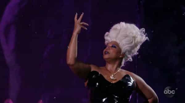 Queen Latifah as Ursula.