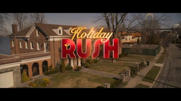 Title Card - Holiday Rush