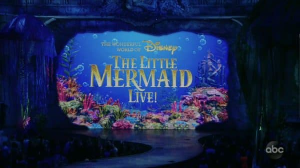 Title Card - The Little Mermaid Live!