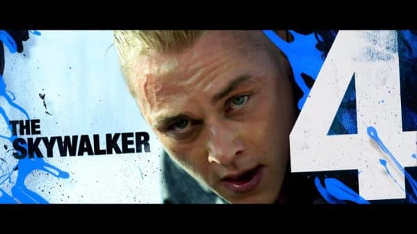 Four - Billy (Ben Hardy)