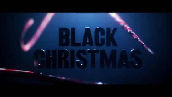 Tile Card - Black Christmas (2019)