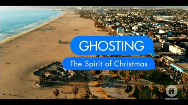Title Card - Ghosting The Spirit of Christmas
