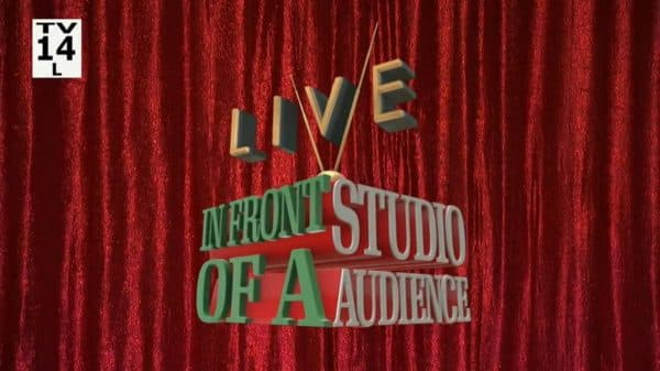 Title Card - Live In Front of a Studio Audience All In The Family and Good Times