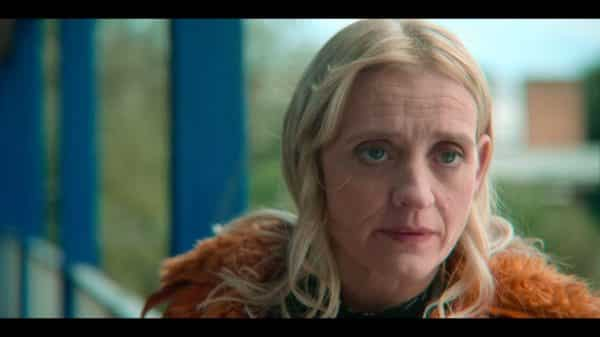 Erin (Anne-Marie Duff) who is Maeve's mother.