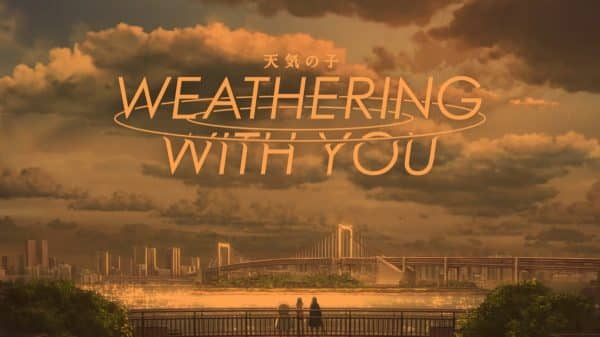 Title Card - Weathering With You (2020)