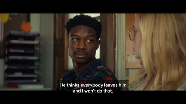 Charlie Lamar Johnson All The Bright Places 2020