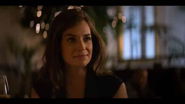 Ella (India Brown) looking sad.