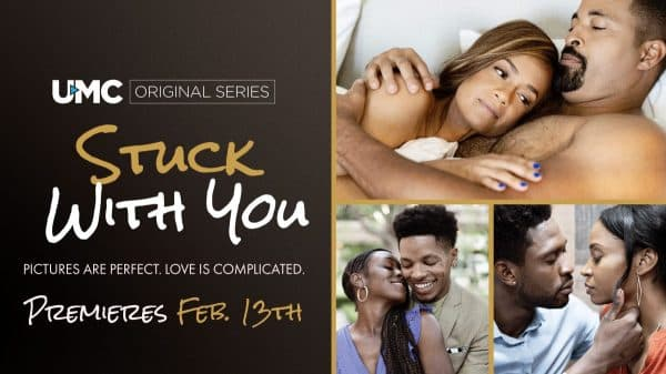 Stuck With You - Poster
