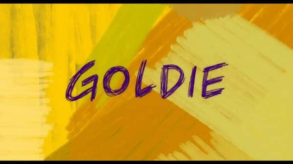 Title Card - Goldie (2020)