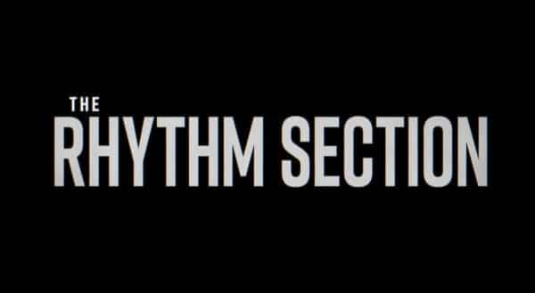 Title Card - The Rhythm Section