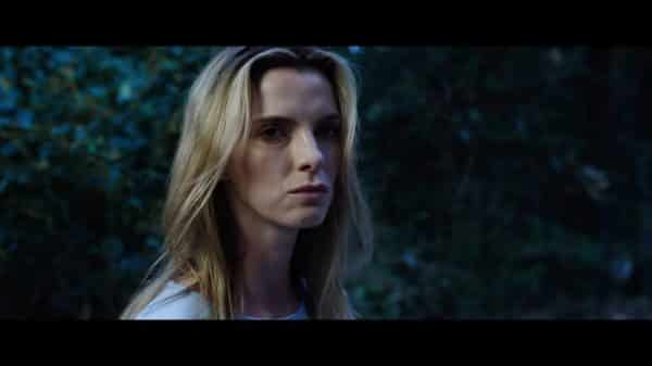 Crystal (Betty Gilpin) looking real tired of the BS.