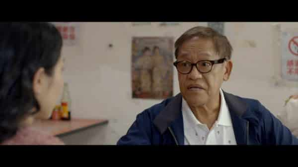 Teddy (Richard Ng) in the film Go Back To China.