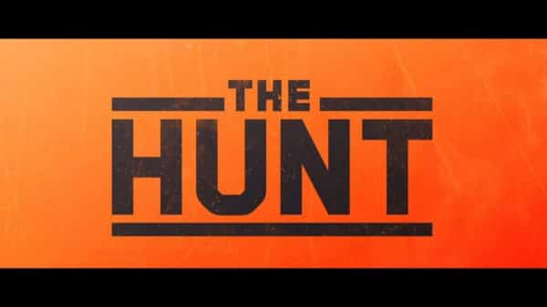 Title Card - The Hunt (2020)