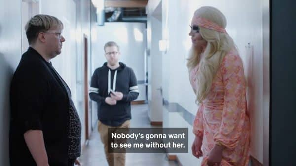 Trixie feeling worried no one would want to see them without Katya.