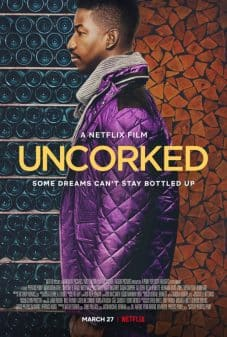 Uncorked (2020) - Poster