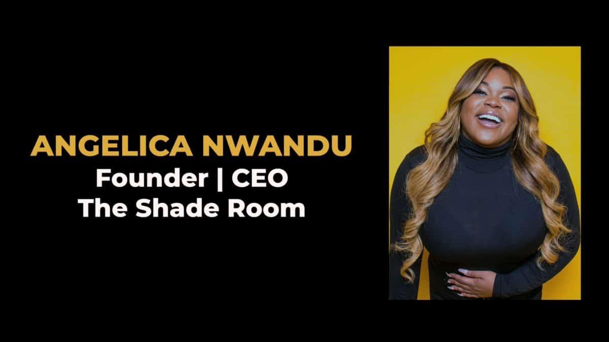 Angelica Nwandu Title Card Behind Her Faith Season 1
