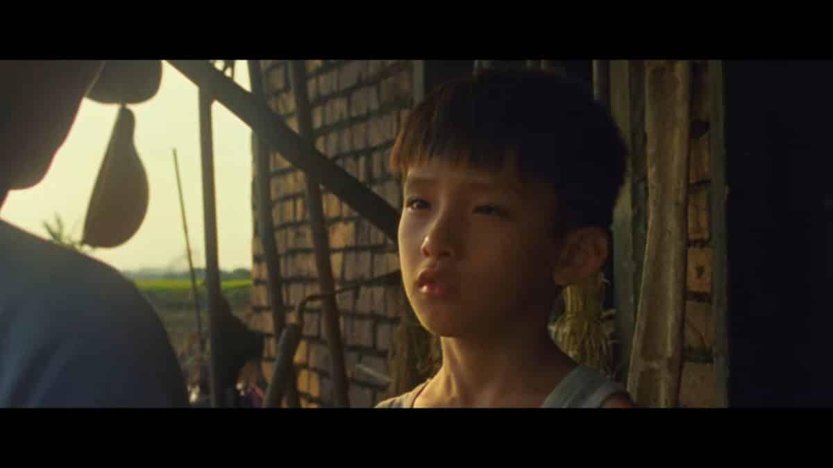 Child Pin Jui Zhi Hao Yang Tigertail