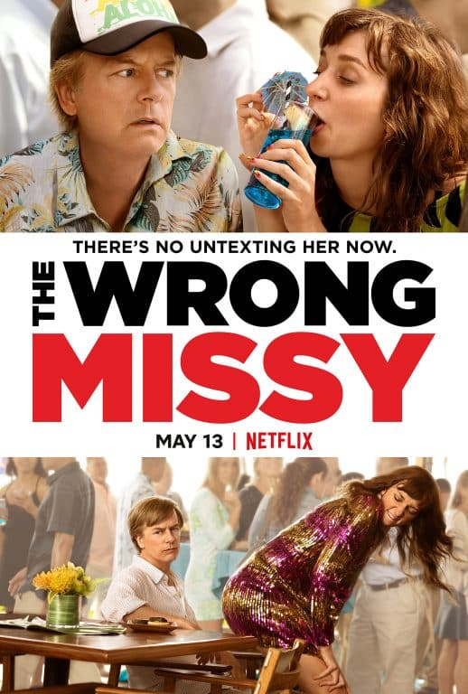Poster - THE WRONG MISSY - Netflix
