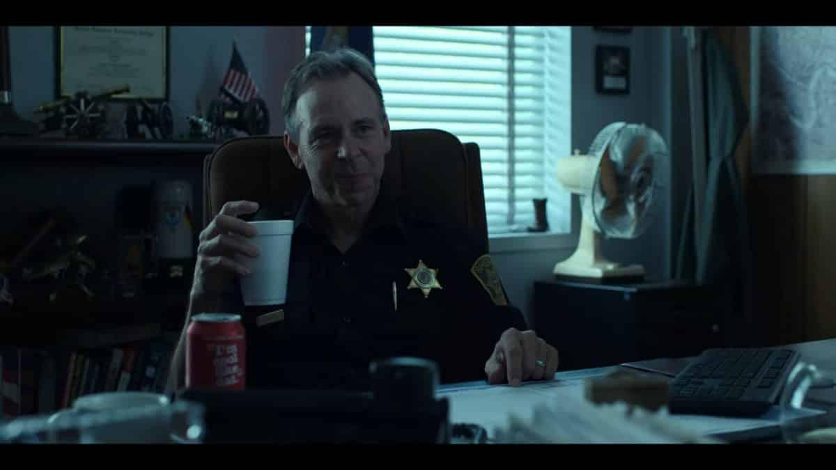 Sheriff Nix Robert C. Treveiler Ozark
