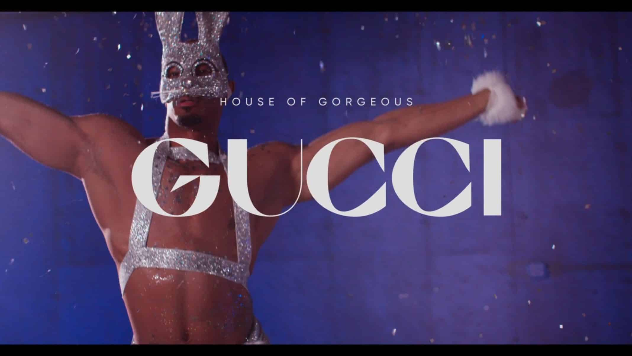 House of Gorgeous Gucci promotional image.