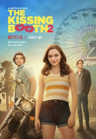 Poster - The Kissing Booth 2