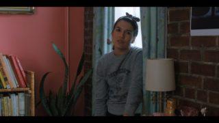 Sara (Zoe Chao) giving advice to Darby.