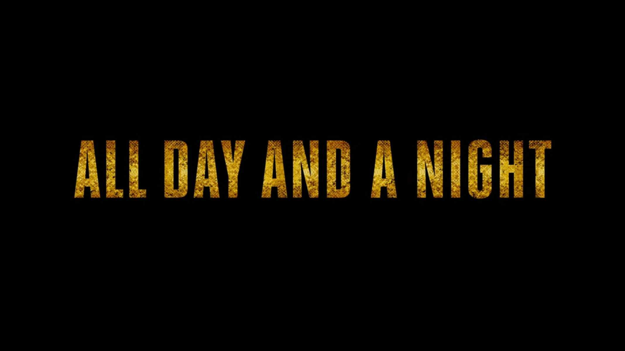 Title Card - All Day And A Night (2020) - Netflix