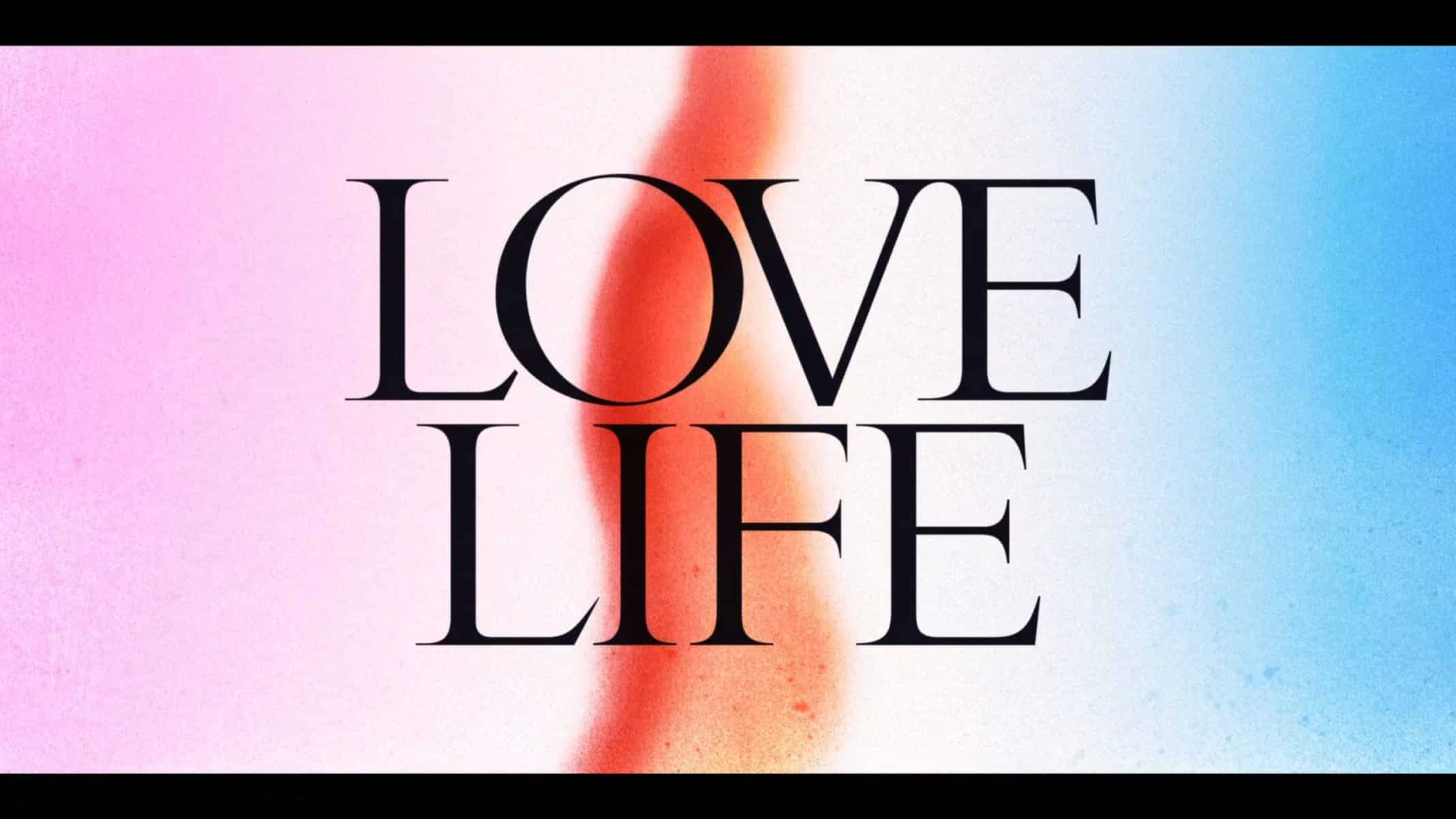 Title Card - Love Life Season 1 Episode 1 Augie Jeong