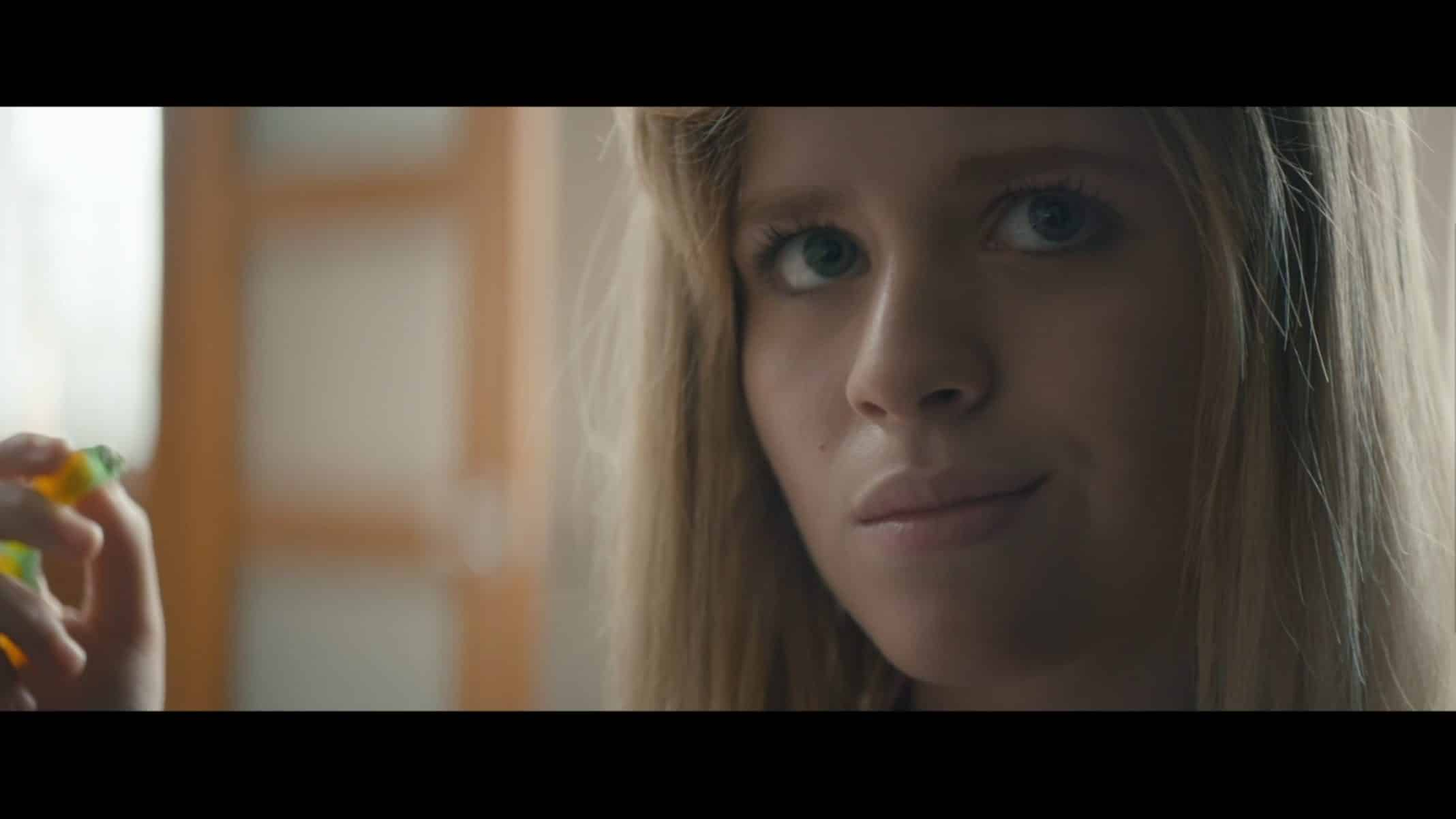 Becky (Lulu Wilson) making it clear she is playing the cops.