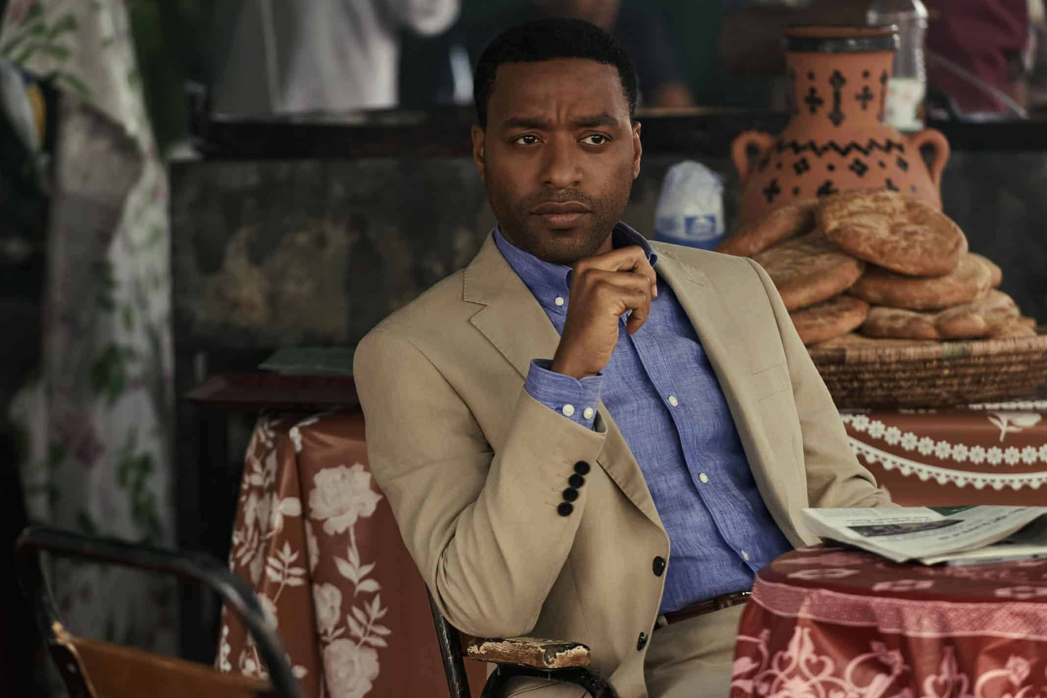 CHIWETEL EJIOFOR as COPLEY in THE OLD GUARD