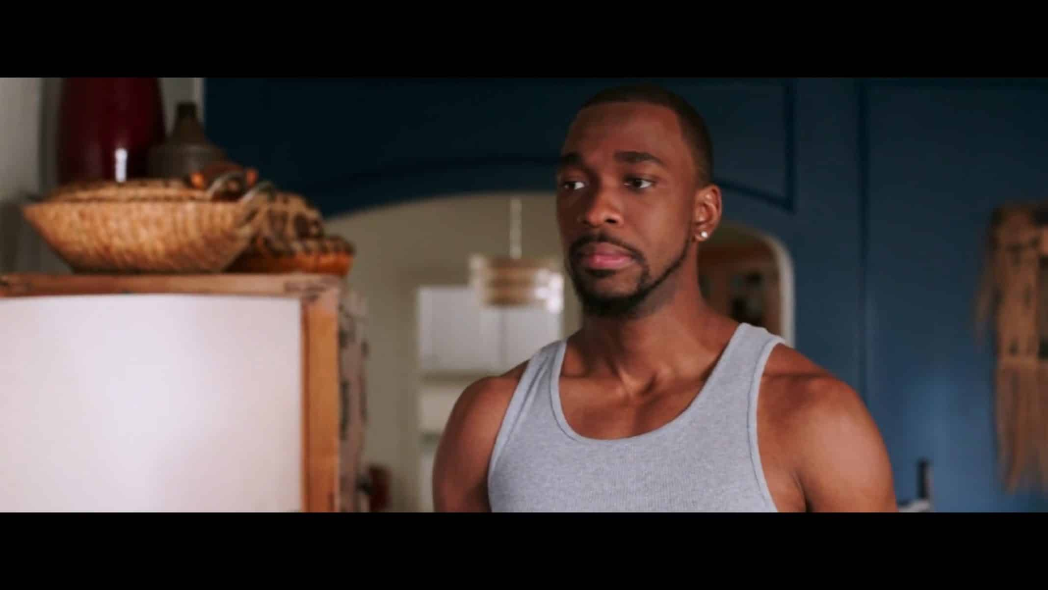 Deandre (Jay Pharoah) hoping Sky will support him going to Los Angeles.