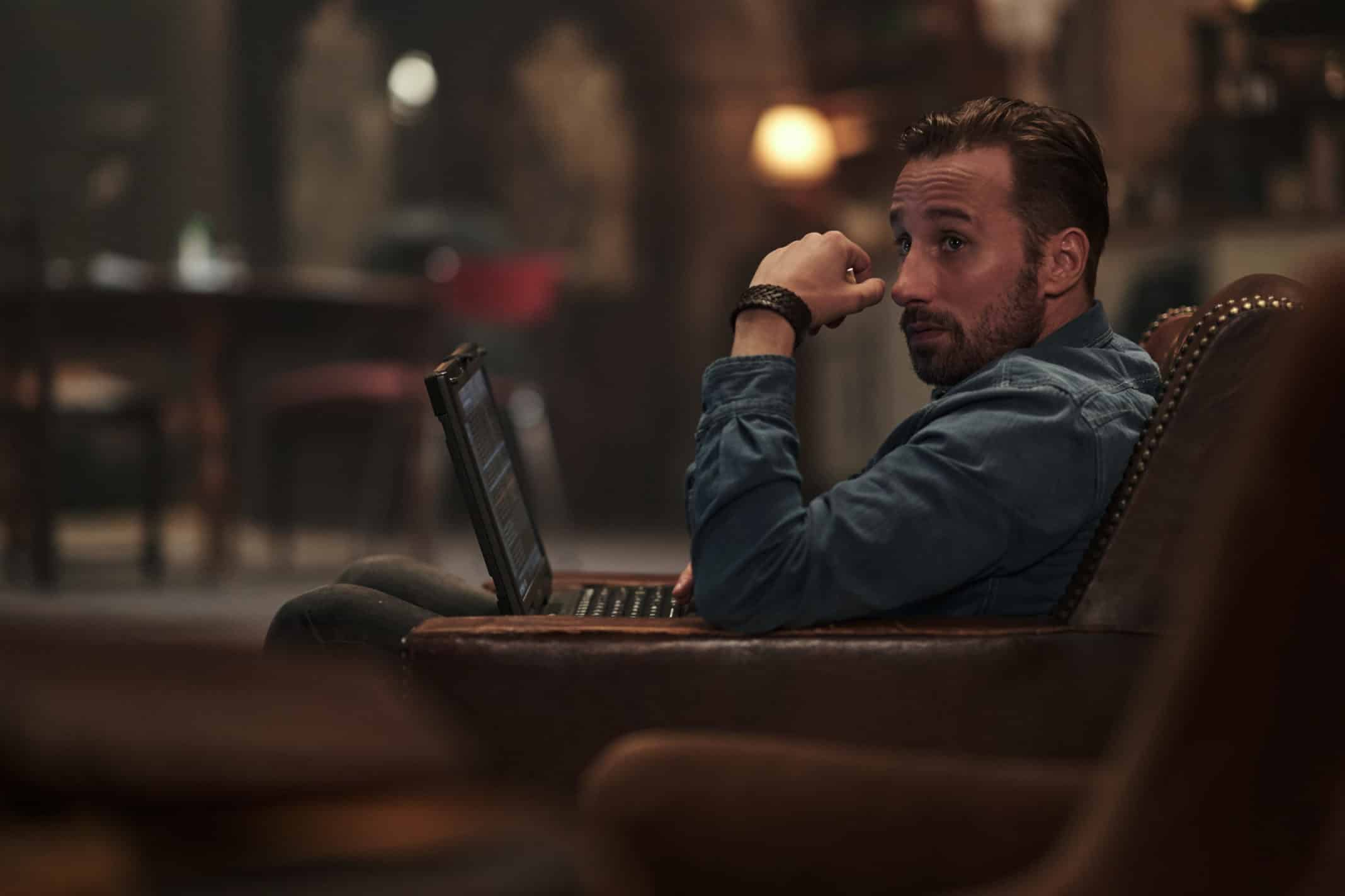 MATTHIAS SCHOENAERTS as BOOKER in THE OLD GUARD
