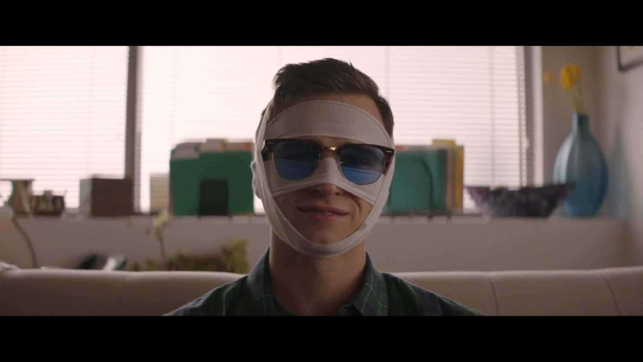 """Max (Brandon Flynn) in """"Looks That Kill."""""""