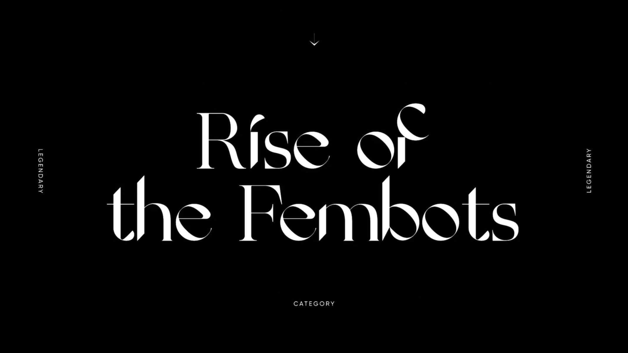 Rise of the Fembots - Legendary Season 1 Episode 6 Intergalactic