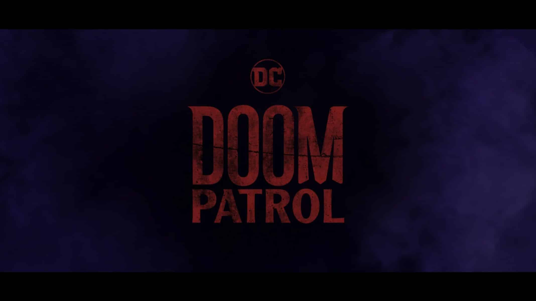 Title Card - Doom Patrol Season 1 Episode 1 Pilot