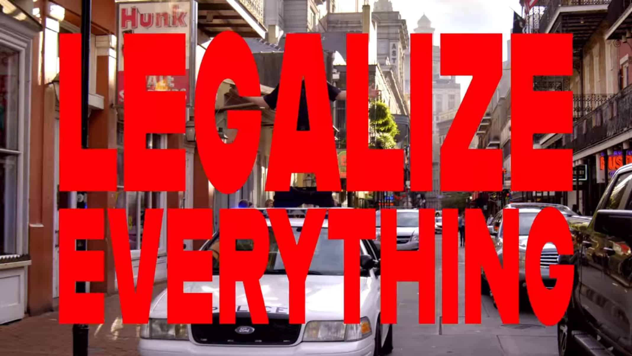 Title Card - Eric Andre Legalize Everything