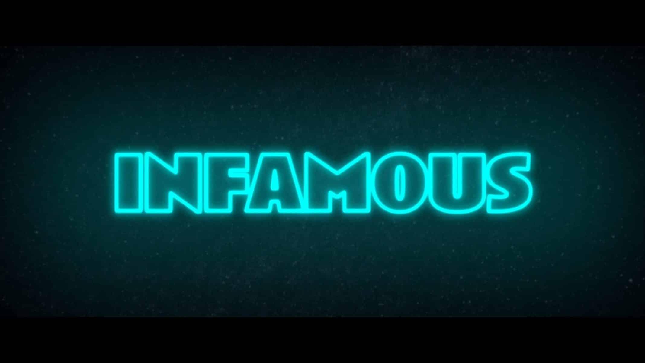 Title Card - Infamous (2020)