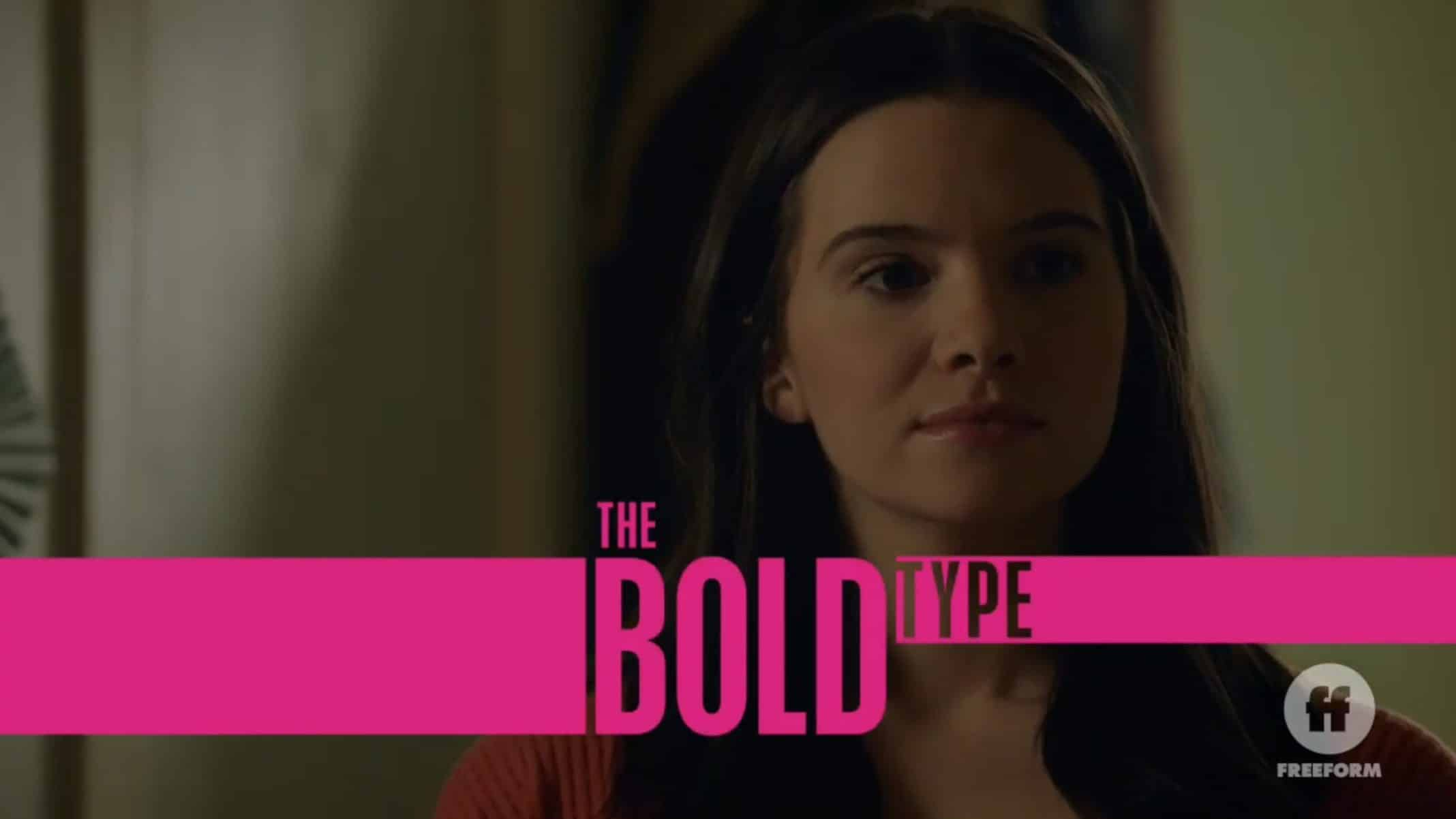 Title Card - The Bold Type Season 4 Episode 11 Leveling Up
