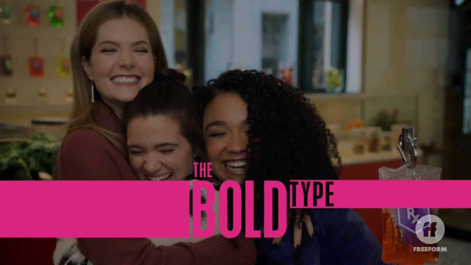 Title Card - The Bold Type Season 4 Episode 12 Snow Day