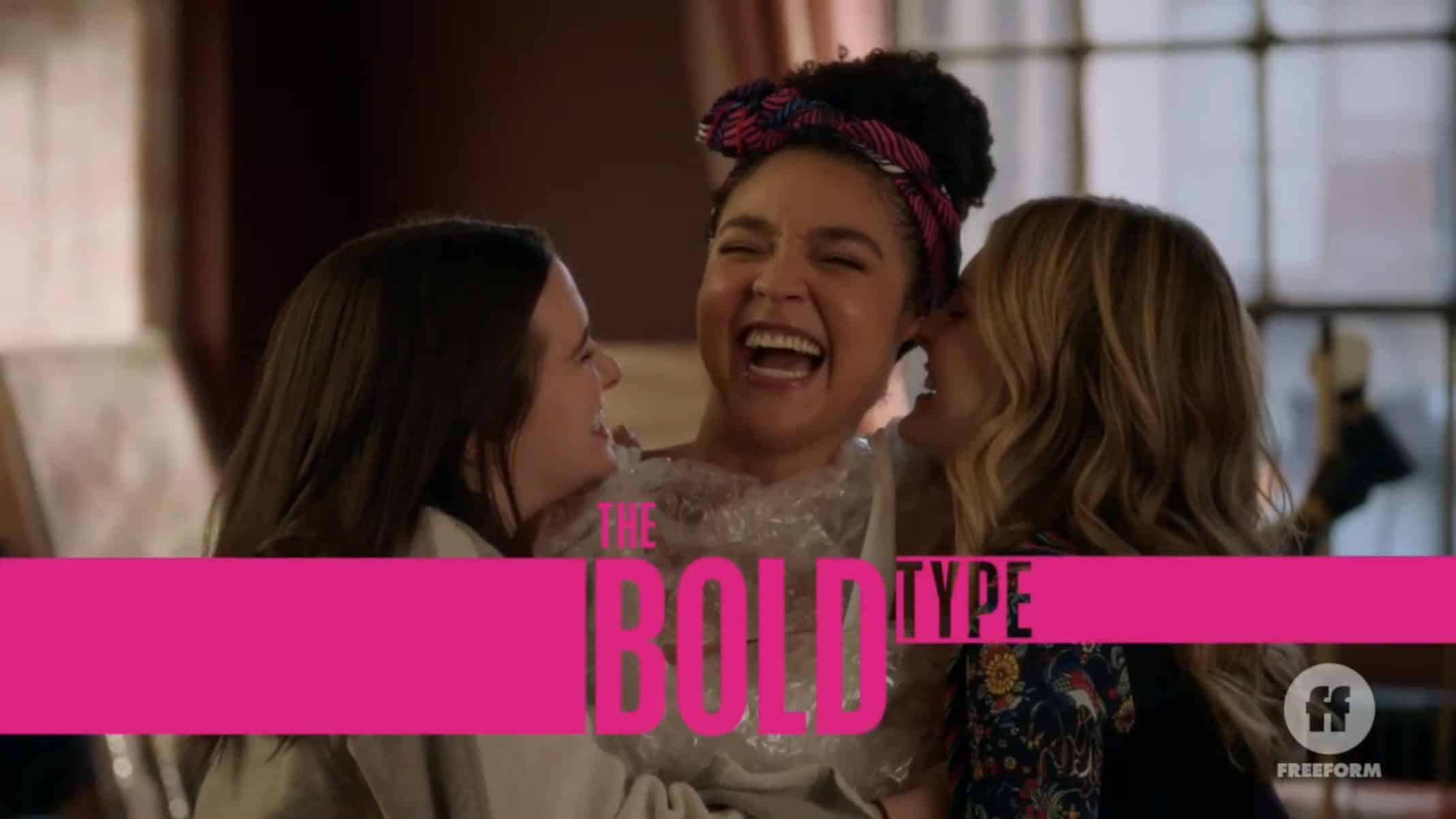 Title Card - The Bold Type Season 4 Episode 13 Lost