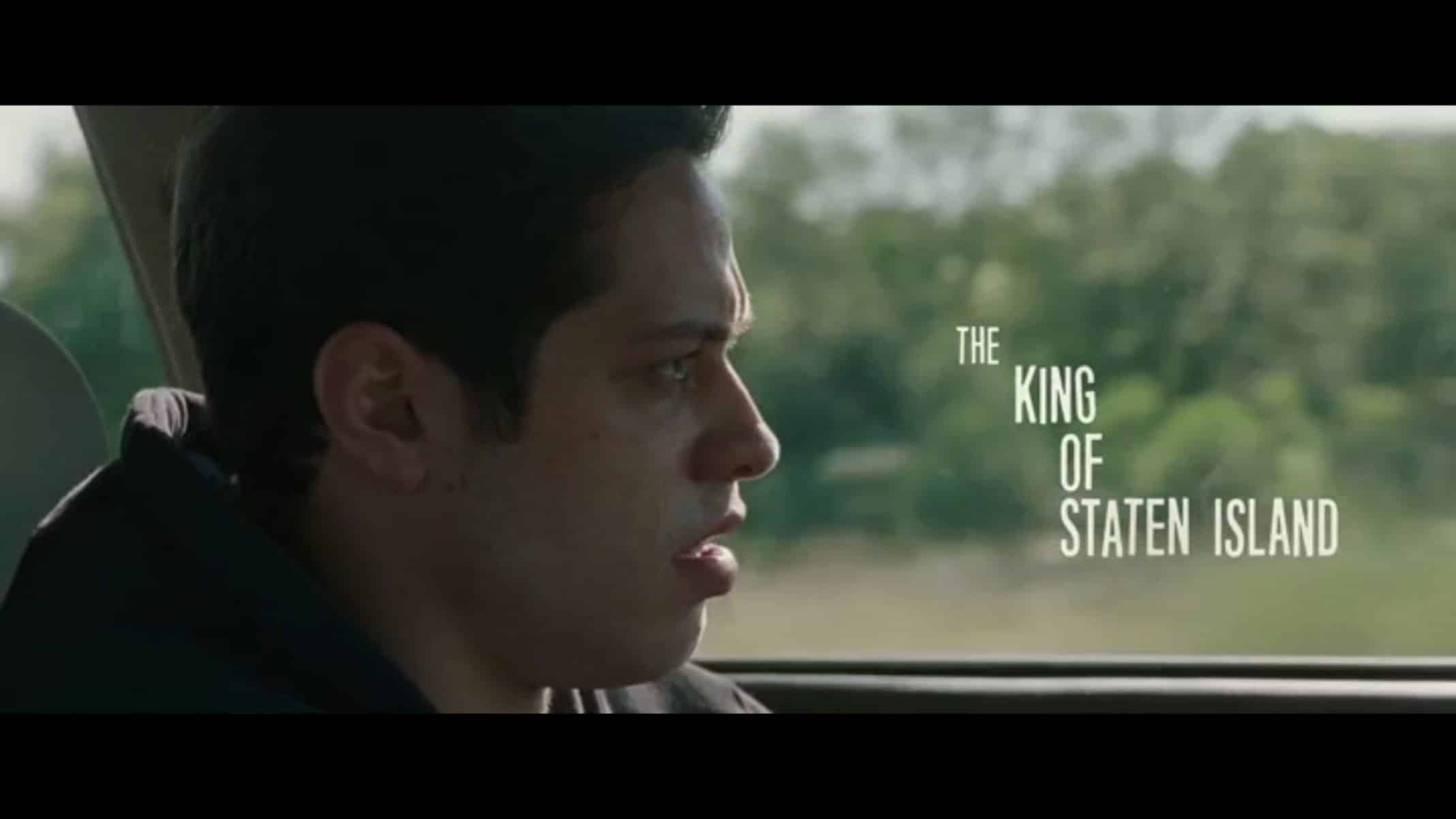 Title Card - The King Of Staten Island (2020)