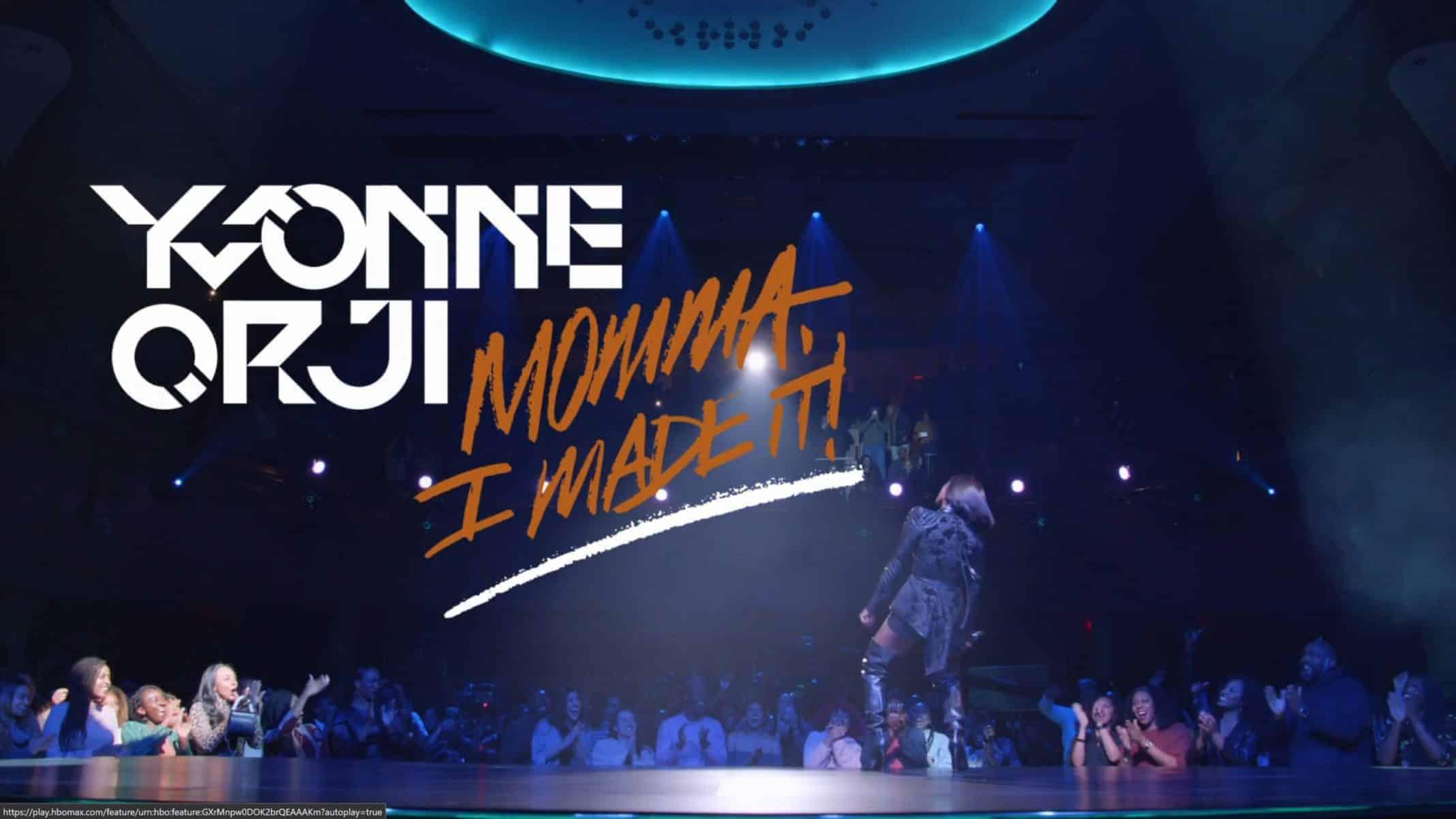 Title Card - Yvonne Orji Momma, I Made It!