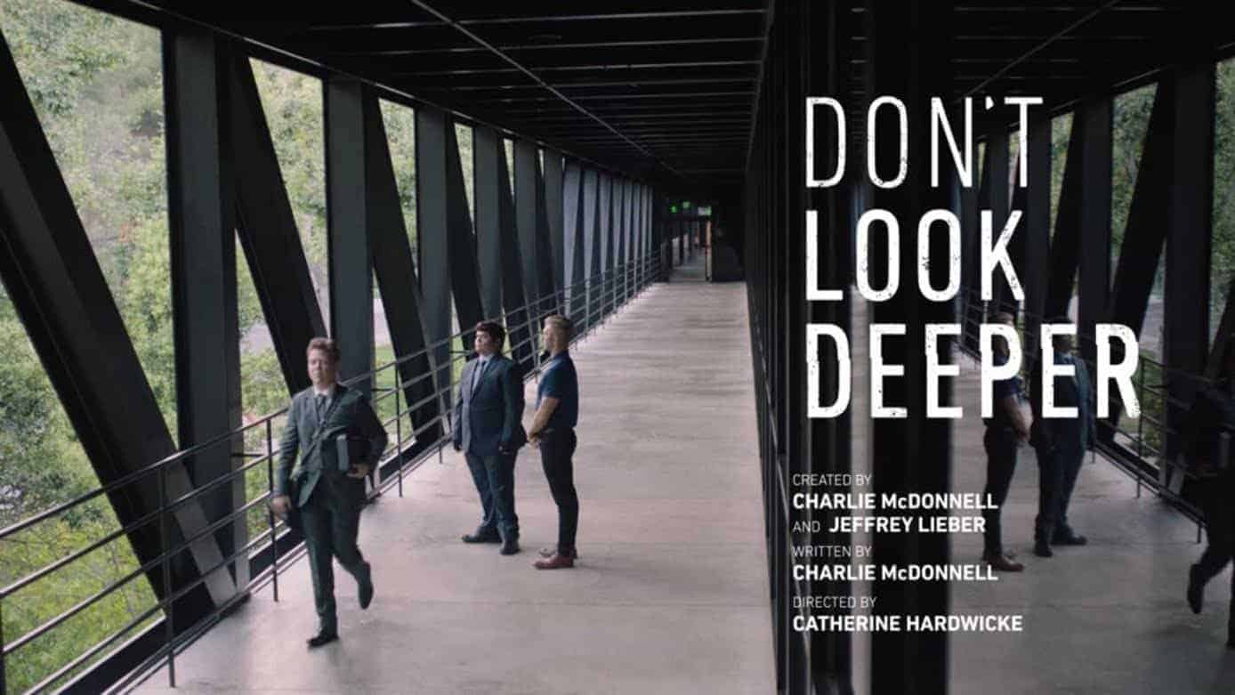 Episode 5 Title Card - Don't Look Deeper