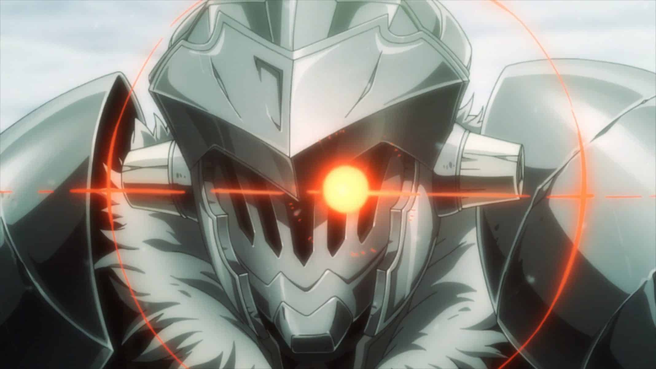 Goblin Slayer (Umehara Yuuichirou) about to go into overdrive.